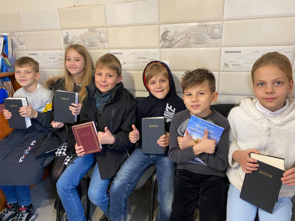 Недільна школа Церква Хмельницький